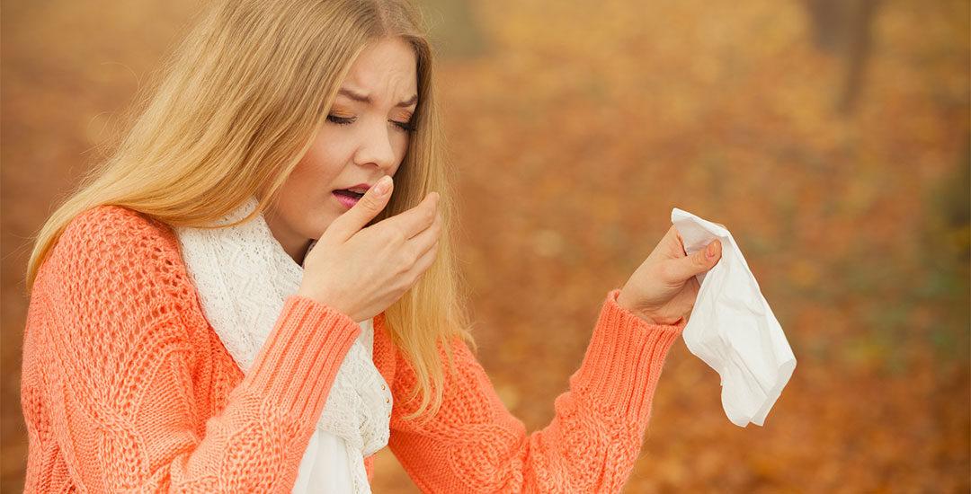 Allergi rammer også i efteråret