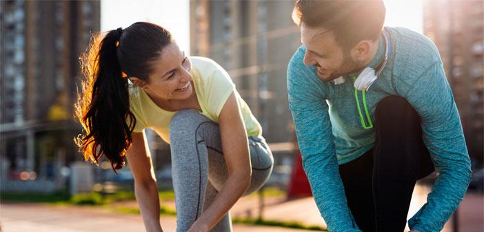 Motion kan holde dig sund